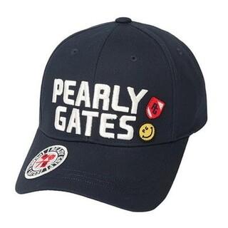 パーリーゲイツ(PEARLY GATES)のパーリーゲイツ ゴルフキャップ タグ付き(キャップ)
