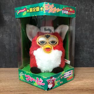 ファービー クリスマス 限定 TOMY Furby Tiger 未開封