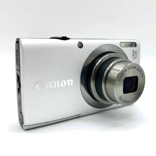 Canon - 【美品】Canon PowerShot A2300 シルバー