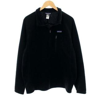 パタゴニア(patagonia)のパタゴニア 11AW ベターセーター フリースジャケット プルオーバー L 黒(その他)
