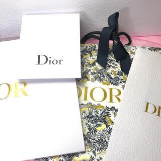 Christian Dior - 🌟Diorショッパー クリスマス限定他4枚