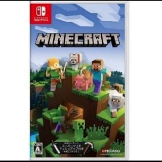 マイクロソフト(Microsoft)の任天堂Switchソフト Minecraft(携帯用ゲームソフト)