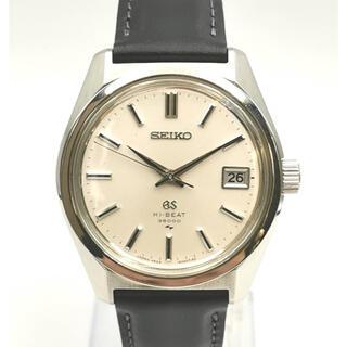 Grand Seiko - GRAND SEIKO 4522-8000 ハイビート デイト 時計