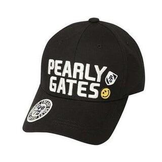 パーリーゲイツ(PEARLY GATES)のパーリーゲイツ キャップ 新品未使用(キャップ)