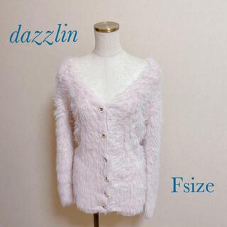 dazzlin - 【未使用】dazzlin ニットカーデ