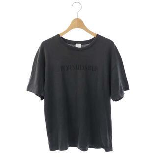 IENA - イエナ 20SS FORMIDABLE ロゴプリントTシャツ カットソー 半袖