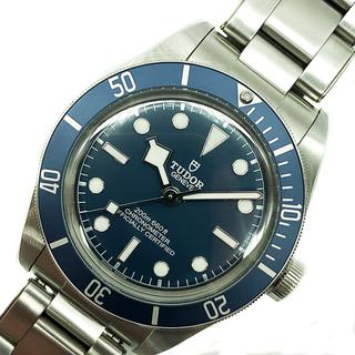 チュードル(Tudor)のチュードル TUDOR ブラックベイ 腕時計 メンズ【中古】(腕時計(アナログ))