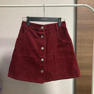 ウィゴー(WEGO)のスカート(ミニスカート)