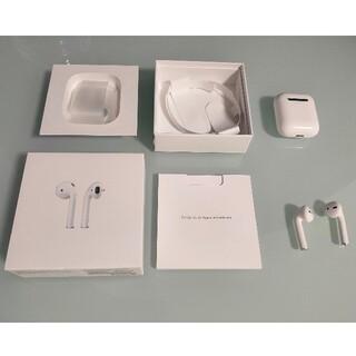 Apple - Apple AirPods 第2世代 MV7N2J/A