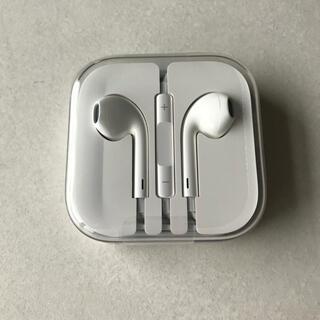 Apple - ☆iPhone純正イヤホン☆