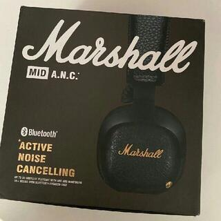 新品 Marshall Mid ANCノイズキャンセリング ワイヤレスヘッドホン