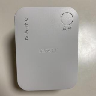 BUFFALO Wi-Fi中継機 WEX-733DHP/N
