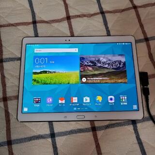 SAMSUNG - Galaxy Tab S10.5 SCT21 auモデル