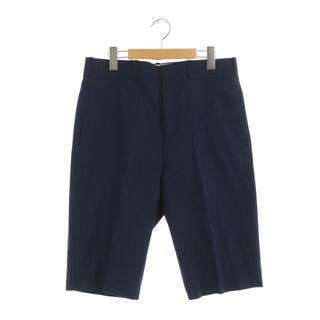 MADISONBLUE - マディソンブルー コットンハーフパンツ ショートパンツ 5 紺 ネイビー