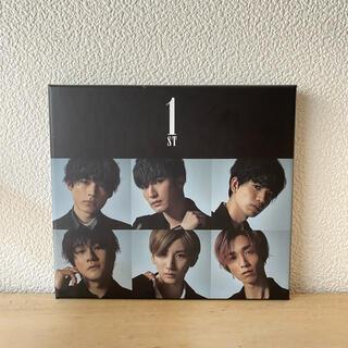 Johnny's - SixTONES 1ST 音色盤 CD+DVD 初回限定盤 ストーンズ