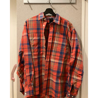 DAIWA - daiwa pier39 21ss チェックシャツ