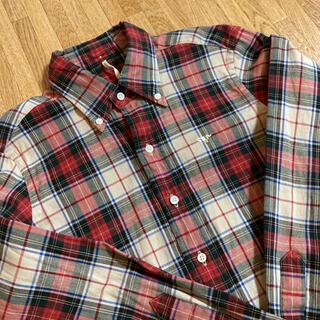 サイ(Scye)のSCYE B.D.チェックシャツ レディース bshop サイベーシック(シャツ/ブラウス(長袖/七分))