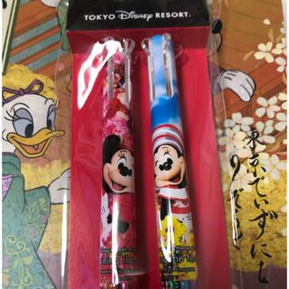 Disney - ディズニー イマジニングザマジック  ボールペン セット