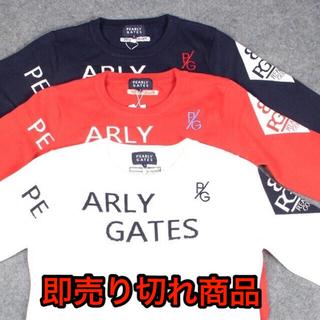 PEARLY GATES - 【日本未入荷】韓国 パーリーゲイツ ニット  ゴルフウェア 防寒