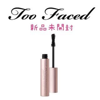 トゥフェイス(Too Faced)のトゥーフェイス マスカラ toofaced(マスカラ)