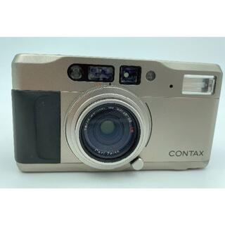 ☆現状品 CONTAX TVS 高級コンパクトフィルムカメラ