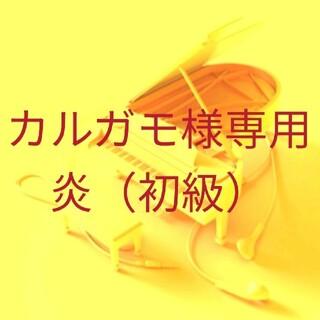 カルガモ様専用【炎(初級)LiSA】(ポピュラー)