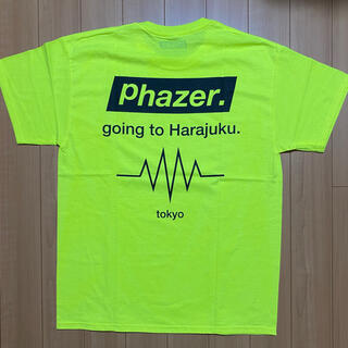 NEIGHBORHOOD - Phazer tokyo Tシャツ  新品未使用品 サイズL レア