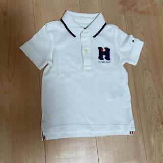 トミーヒルフィガー(TOMMY HILFIGER)の【未使用】トミーヒルフィガー ベビー ポロシャツ 80サイズ(Tシャツ)