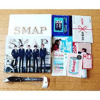 スマップ(SMAP)のSMAP記念品(アイドルグッズ)