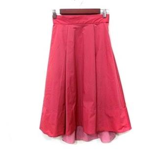 アクアガール(aquagirl)のアクアガール aquagirl スカート フレア ギャザー タグ付き ピンク(その他)