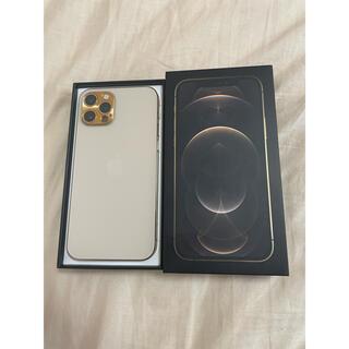 Apple - iphone12 pro ゴールド gold 256gb simフリー