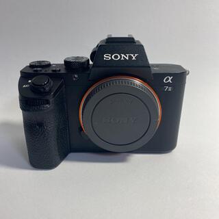 SONY - SONY a7II フルサイズ ミラーレス一眼カメラ