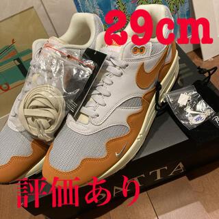 """NIKE - Patta x Nike Air Max 1 """"Monarch""""  29cm"""