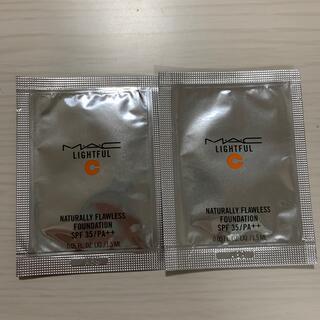 マック(MAC)のM・A・C 試供品(サンプル/トライアルキット)