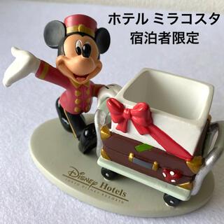 Disney - 【限定品】ディズニーリゾート ホテルミラコスタ フラワー花器 陶器 花瓶