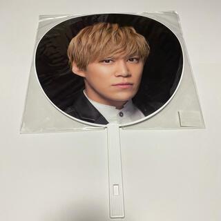 Kis-My-Ft2 - Kis-My-Ft2 Music Colosseum 千賀健永 ジャンボうちわ