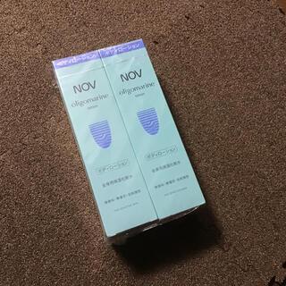 ノブ(NOV)のノブ オリゴマリン ローション 2本(ボディローション/ミルク)