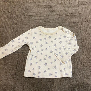 ユニクロ(UNIQLO)のユニクロ 長袖 Tシャツ トップス(シャツ/カットソー)