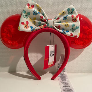 Disney - 日本未入荷 ディズニー ラウンジフライ バルーンポップコーン カチューシャ