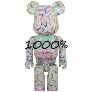 MEDICOM TOY - BE@RBRICK JIMMY CHOO 1000%