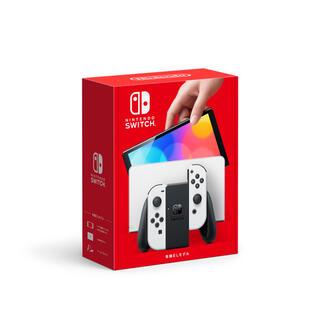 Nintendo Switch - Nintendo Switch 有機ELモデル ホワイト