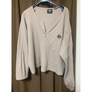 ステューシー(STUSSY)のSTUSSY カジュアルロンT(Tシャツ(長袖/七分))