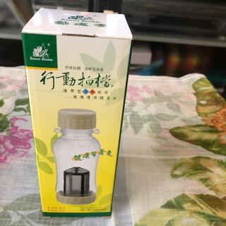 ★新品未使用★ 茶こし付き ボトル  370cc  台湾製