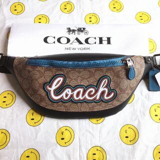 COACH - コーチ/COACHボディバッグF76795 メンズショルダーバッグアウトレット品