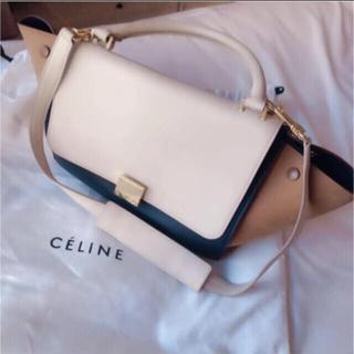 celine - 【CELINE】トラペーズ ミニ