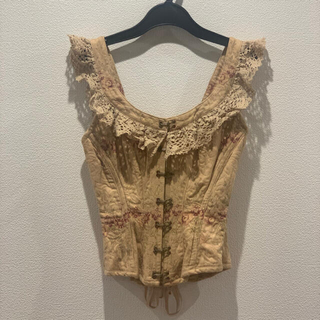 ヴィクトリアンメイデン(Victorian maiden)のエクサントリーク★コルセット(ベスト/ジレ)