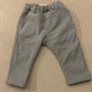 ブランシェス(Branshes)のブランシェス 裏起毛パンツ 80センチ(パンツ)
