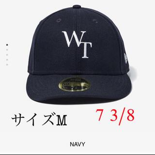 W)taps - WTAPS 59FIFTY NEWERA NAVY M 7 3/8 ニューエラ