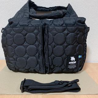 【新品】moz 多収納キルティングバッグ