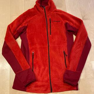 パタゴニア(patagonia)のpatagonia パタゴニア R2ジャケット フリース 赤 レッド メンズS(その他)
